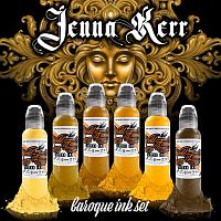 WF Jenna Kerr Baroque Set (6 шт)
